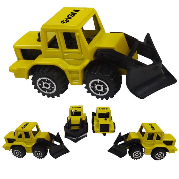 1/64 Scale Construction Vehicle Wedge Snow Plow