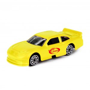 Nascar Yellow 1:64 diecast