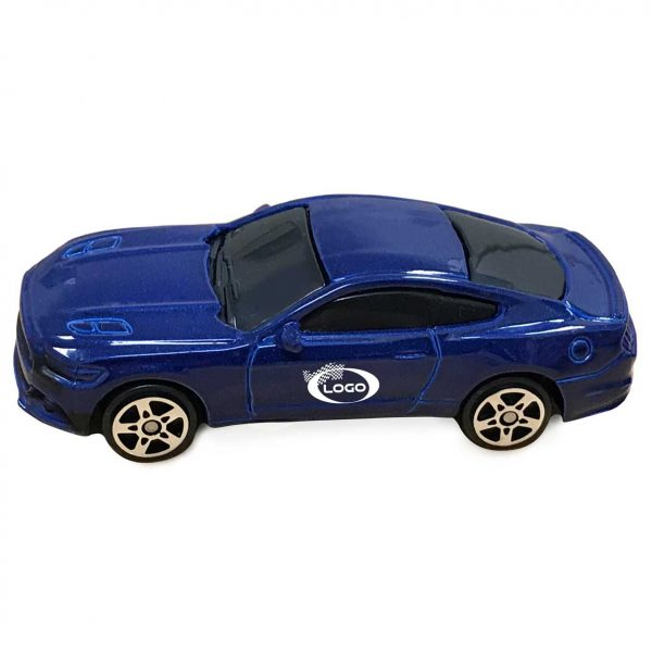 Blue Mustang 1;64
