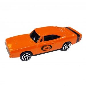 Dodge Charger Orange