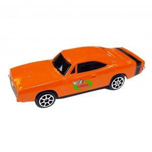 Dodge Charger Orange