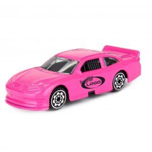 Pink Nascar 1:64 diecast