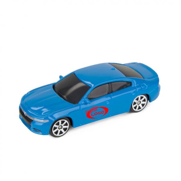 Dodge Charger Blue 2015