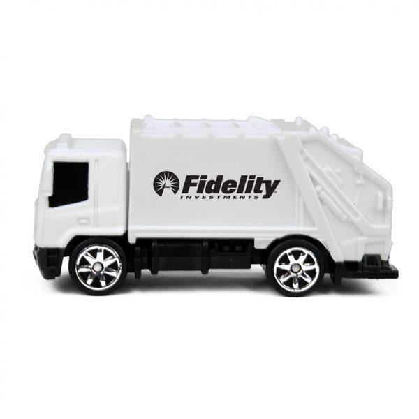 Garbage Truck 1:64
