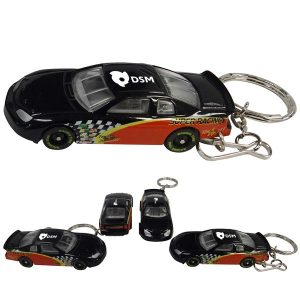 Nascar with graphics Keychain
