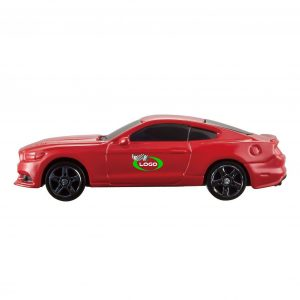Mustang GT 15 red